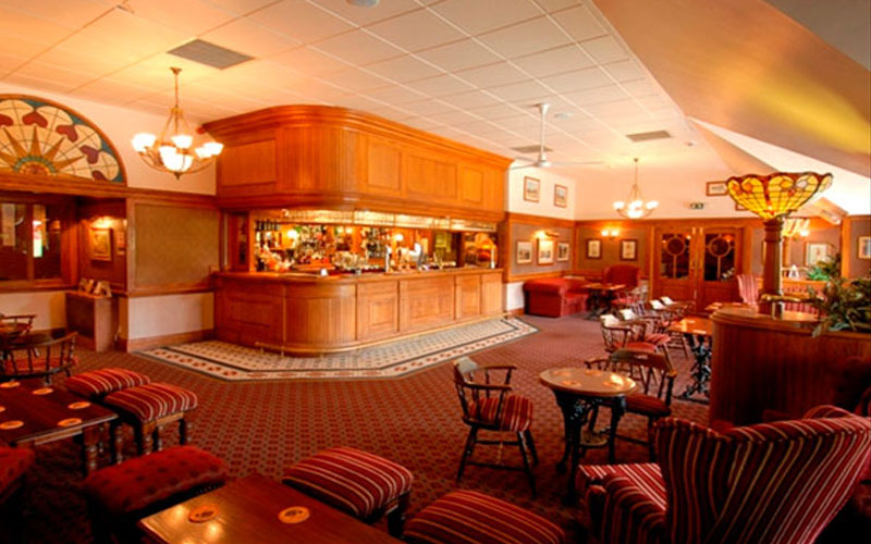 Three Counties Hotel Hereford - Mundi's Bar
