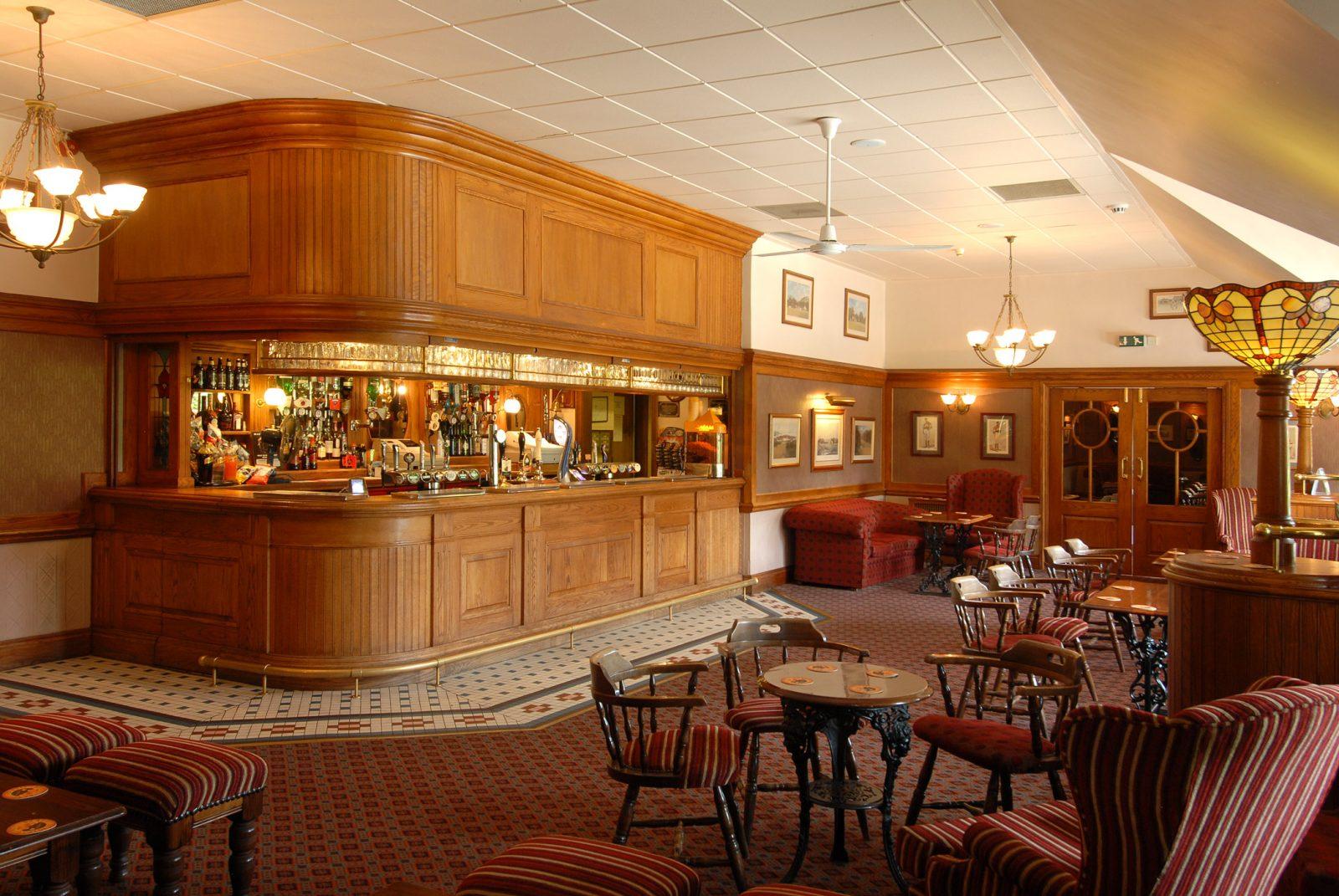 Three Counties Hotel Hereford - Mundi's Bar