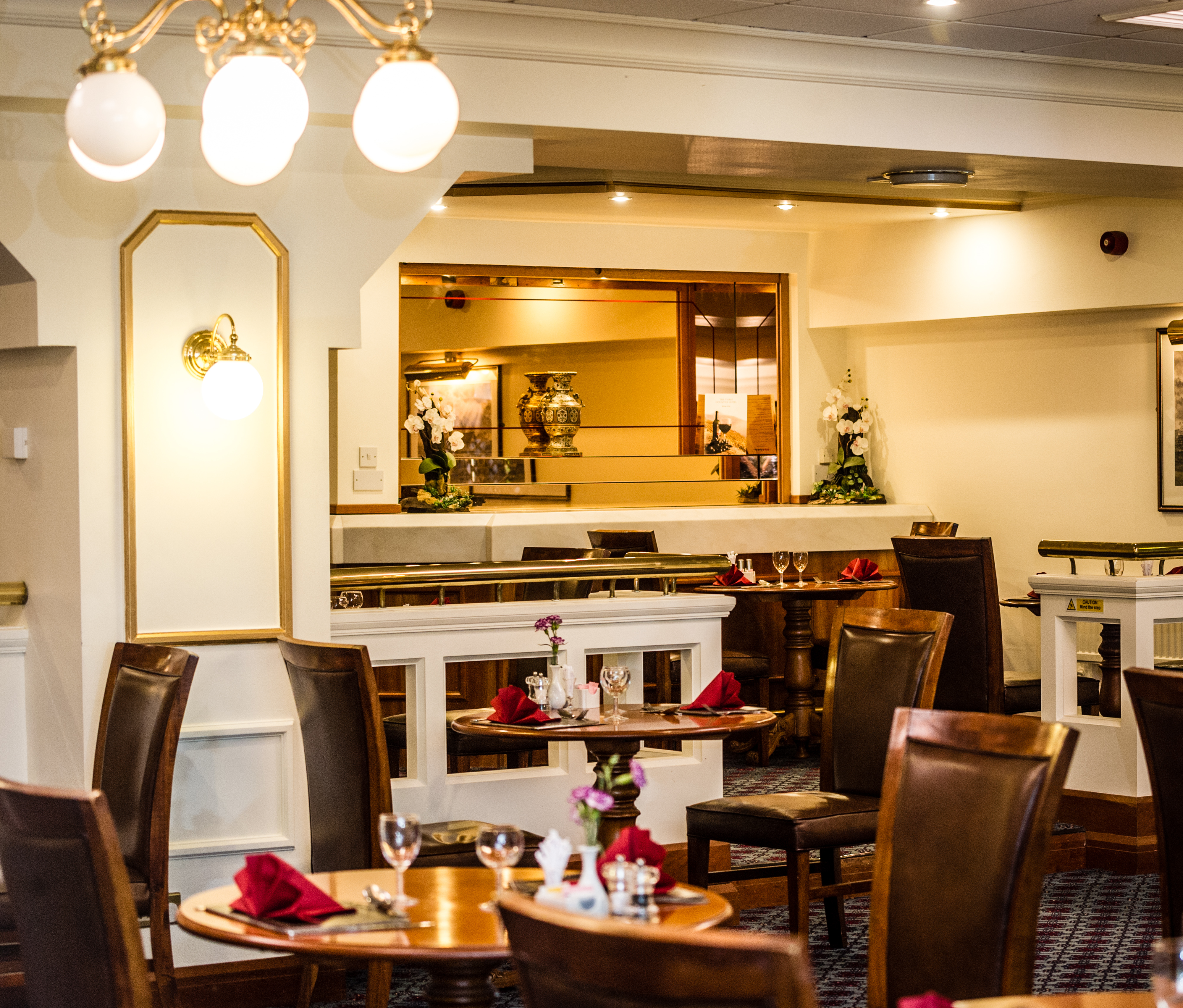 Three Counties Hotel Hereford - Restaurant